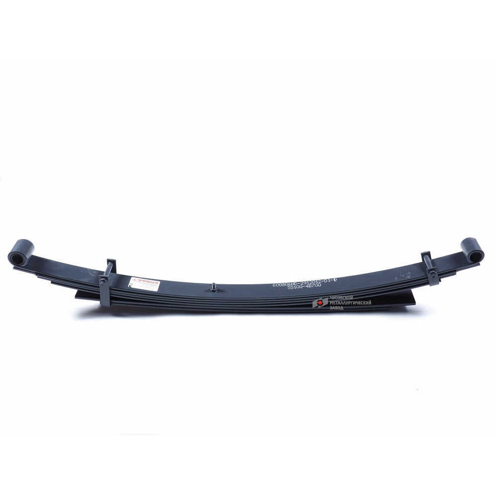 рессора Hyundai PORTER 600806HD-2912012-01-10 зад, 690004632