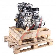 Двигатель УМЗ-4216,ГАЗ-3302 Бизнес (АИ-92 107 л.с.) с диафрагменным сцеплением под ГУР (нов.рама) №, 4216.1000402-41