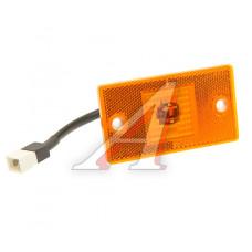 Фонарь габаритный светодиодный со светоотражающим устройством и жгутом РУДЕНСК, 4442.3731