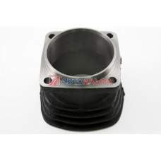 Блок цилиндров одноцилиндрового компрессора КАМАЗ - ПК АЙК, 53205-3509030