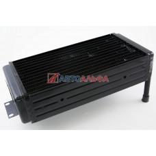Радиатор отопителя МАЗ 4-х рядный (медный) - ШААЗ, 504В-8101060-10