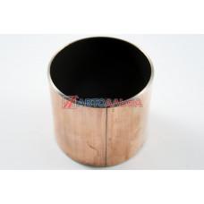 Втулка шаровой опоры КАМАЗ (молибденовая) - Фторопласт, 43114-2304035