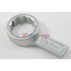 Ключ гаечный на 41 кольцевой односторонний коленчатый - КЗСМИ, ИК-047