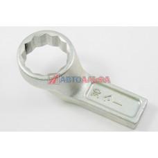 Ключ гаечный на 30 кольцевой одностронний коленчатый - КЗСМИ, ИК-044