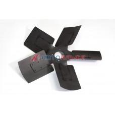 Крыльчатка вентилятора УРАЛ (на дв. 740) - ПАО КАМАЗ, 740-1308012-10