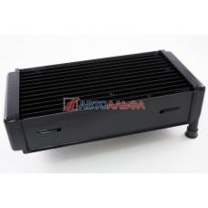 Радиатор отопителя МАЗ 4-х рядный (медный) - ШААЗ, 64221-8101060
