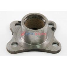 Опора разжимного кулака НЕФАЗ с втулкой на прицеп, полуприцеп (сталь) - Альтернатива, 8350-3502128А (Сталь)
