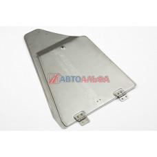 Крышка моторного отсека КАМАЗ (откидная панель) некрашеная (комплект) - Альтернатива, 5410-5614020А