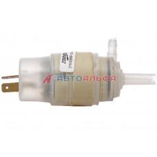 Мотор омывателя ГАЗ,ВАЗ (12В 2,5 АТМ)(белый) ZOMMER - ZOMMER, 2110-5208009W