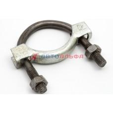 Хомут глушителя d-48 ГАЗ 3110 евро - Механическая фабрика, 23163784