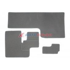 Коврик EVA серый (из 2-х) КАМАЗ 65115 - Альтернатива, 65115А