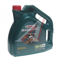 Масло моторное Magnatec SAE 5W40 синт. 4л, Castrol
