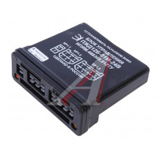 Блок управления подогревателем <24В>, ПЖД12Б-01М-24В, ПЖД12Б01М24В
