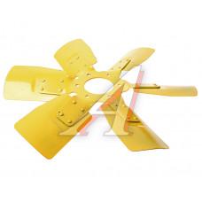 Вентилятор (крыльчатка основн.) 6 лопаст металл., 245-1308040-А, 2451308040А